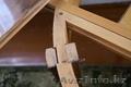 Продаем стол круглый деревянный раздвижной бу