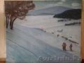 Продам картины 1986гг.известных художников Южной Осетии.