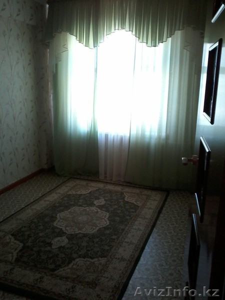 Сдам 4-х комнатную квартиру ( автовокзал) г кызылорда